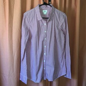 NWOT Haberdashery J. Crew button up